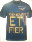 T-Shirt Bangoua et Fier