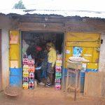 Boutique «PORTE JEUNE BLEU/EPICERIE»