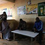 Boutique de tonton Dagobert au collège évangélique de Bangoua