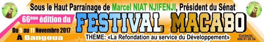 Festival du Macabo 2017