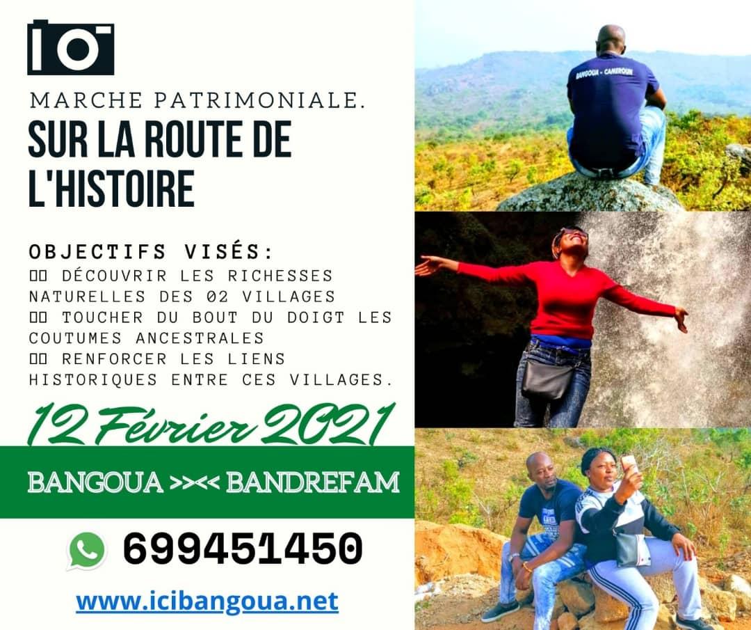 SUR LES TRACES DE L'HISTOIRE BANGOUA 2021